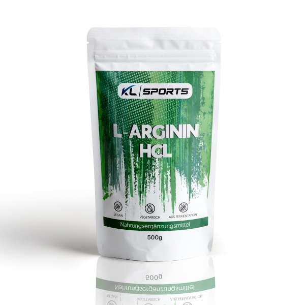 L-Arginin HCL 500g