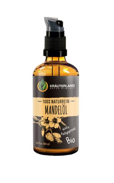 Mandel Hautöl BIO