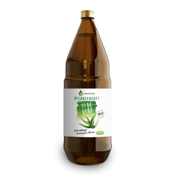 Bio Aloe Vera Saft · 1 Liter