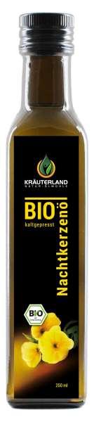 Kräuterland BIO Nachtkerzenöl 250ml