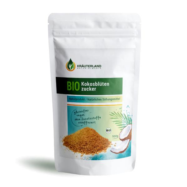 Bio Kokosblütenzucker · 500 g