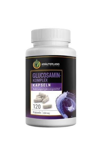 GlucosaminKomplex Kapseln 120 Stück