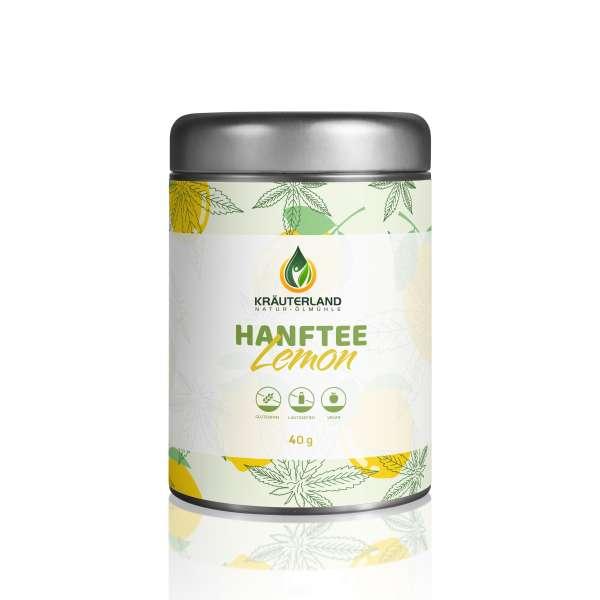 Hanftee Lemon · 40 g