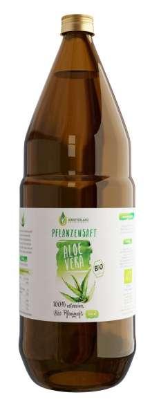 Aloe Vera Bio Saft 1 Liter
