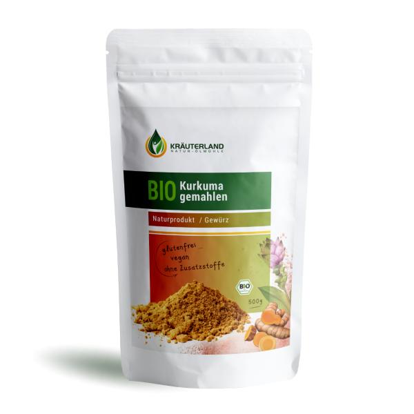 Bio Kurkuma · 500 g