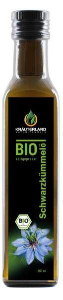 Bio Schwarzkümmelöl 250ml