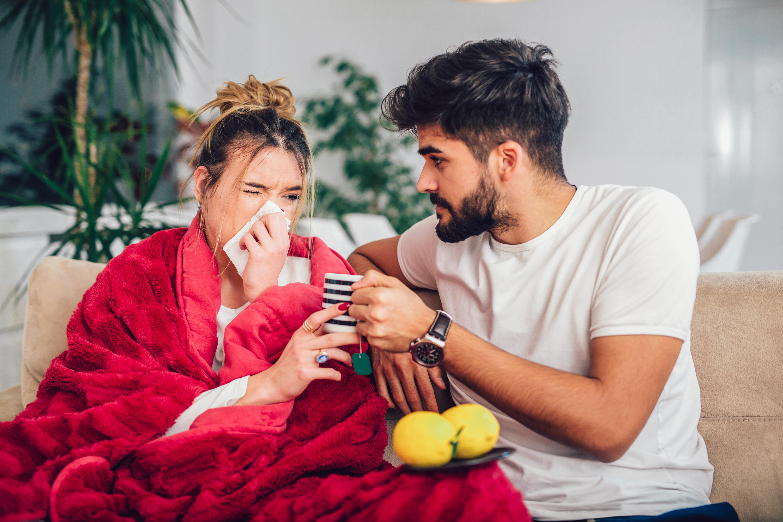 Wie Sie sich vor Grippe und Erkältung schützen können