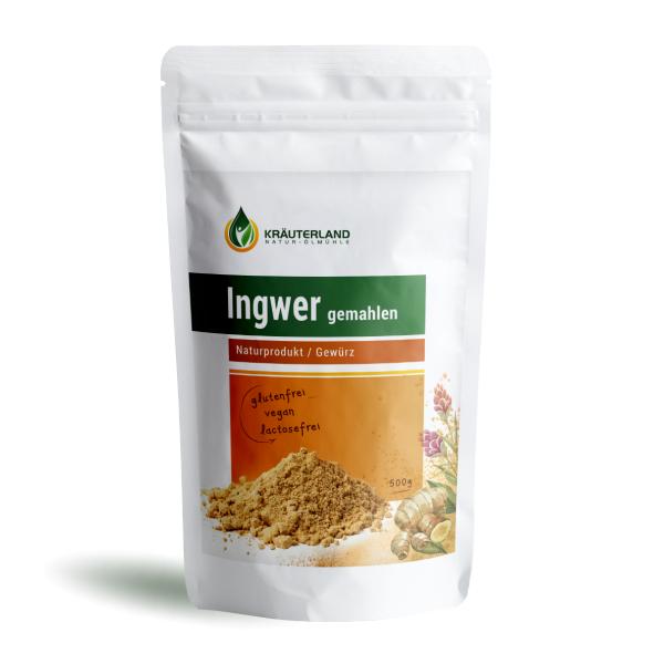 Ingwer Pulver · 500 g
